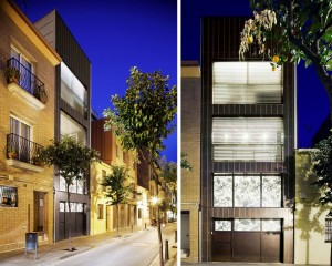Narrow Home Barcelona
