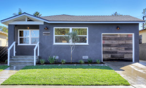 Modern Home Renovation of Single Garage House