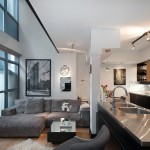 Cool Yaletown Loft In Vancouver