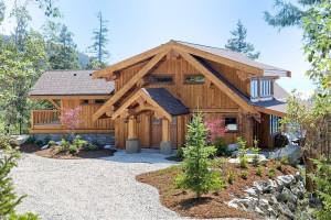 Luxury Log House