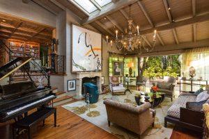 Jennifer Lopez's House Interior