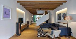Contemporary Singapore Home