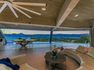 Tropical Ocean View House