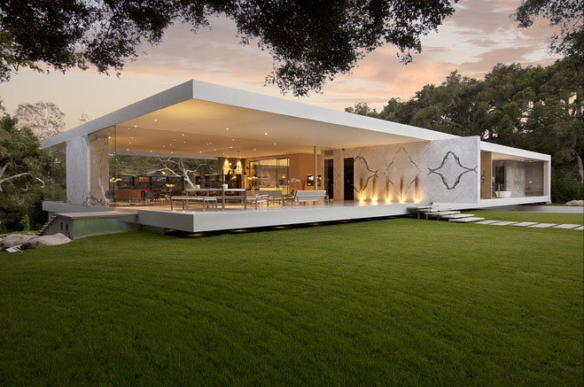 Architect Steve Hermann S Glass Pavilion Idesignarch