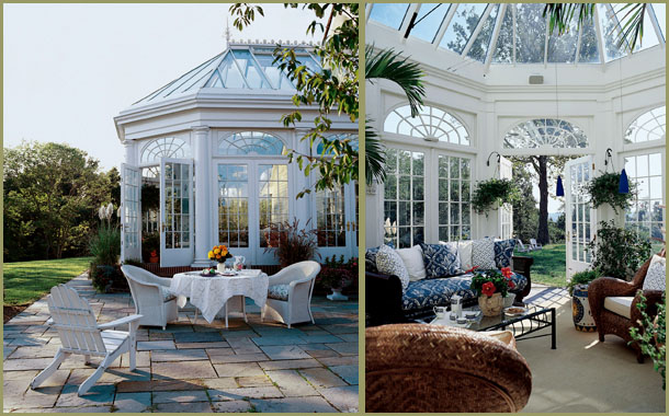 Sunroom Interior Design