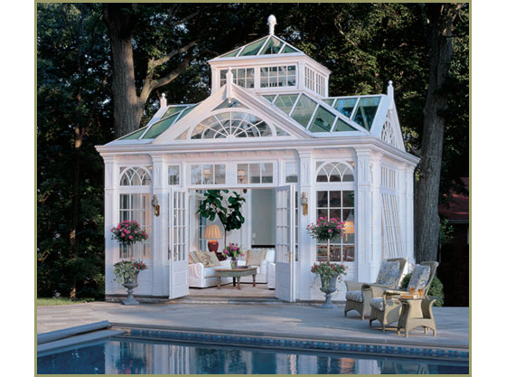 Gazebos Amp Conservatories Idesignarch Interior Design