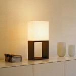 Less Is More Table Lamp