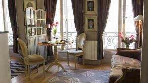 Stylish Studio Apartment in Paris