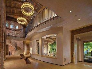 Grand Mediterranean Style Home