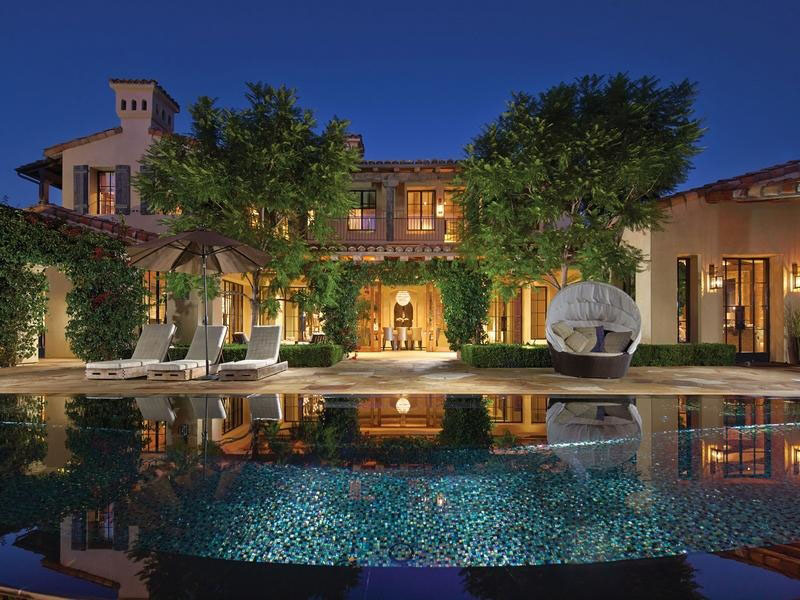 Luxury Mediterranean Californian Home