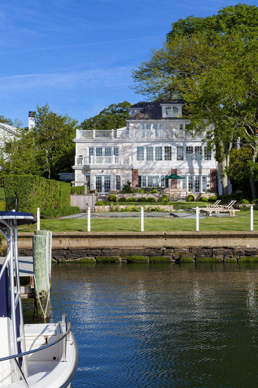 Luxury Harbor Front Home