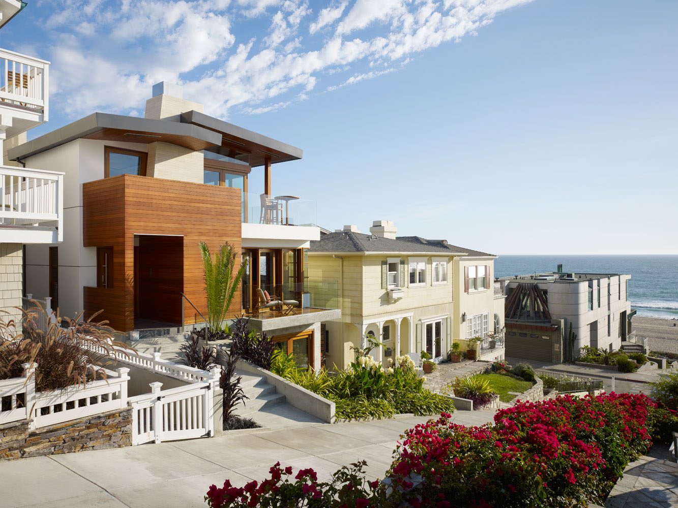 Manhattan Beach Los Angeles Ocean View Home