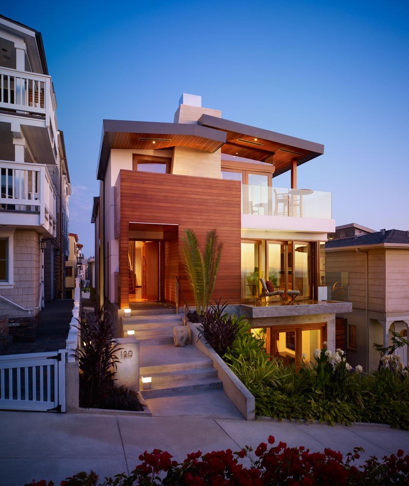 Los Angeles Beach Home