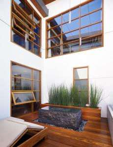 Interior Zen Garden