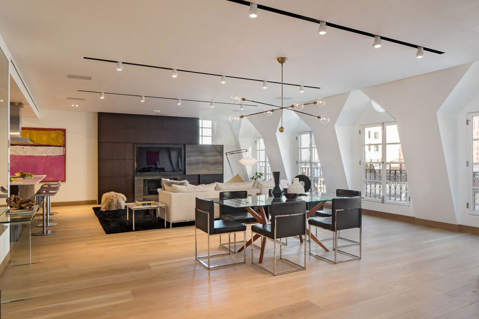Tribeca New York Penthouse