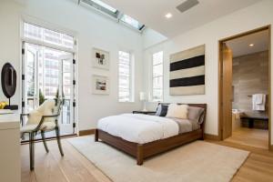 New York Apartment Bedroom