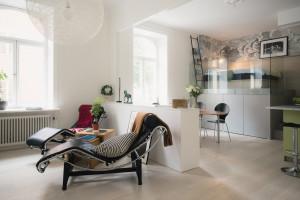 Stockholm Attractive Small Studio Apartment