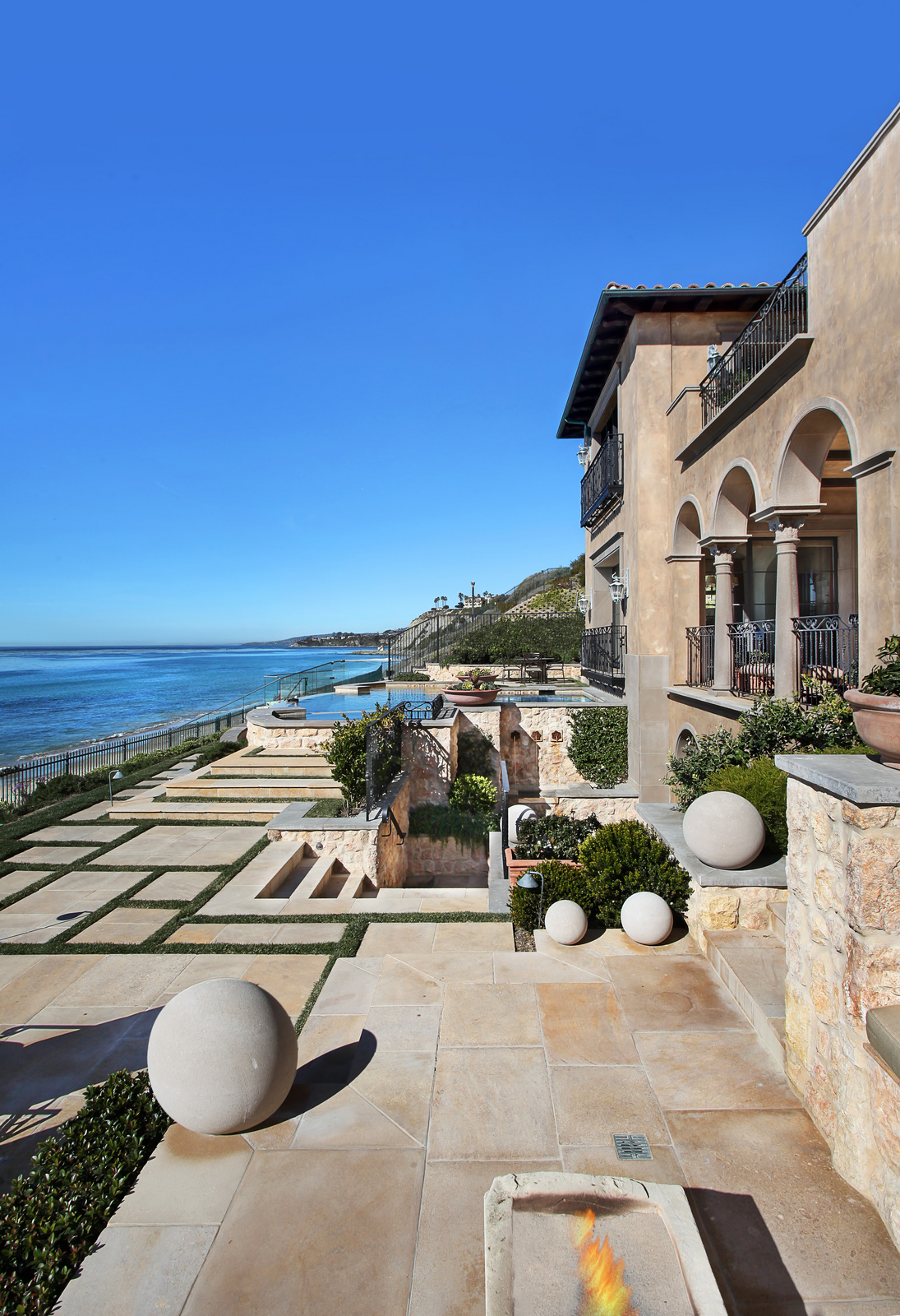 Dana Point Ocean View Villa