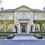 Chateau Inspired Architecturally Stunning Luxury Estate in Toronto