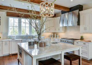 Contemporary Country Style Kitchen