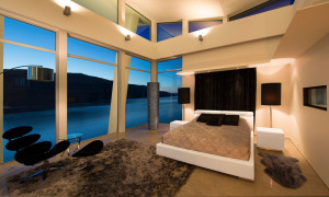 Master Bedroom with Lake View