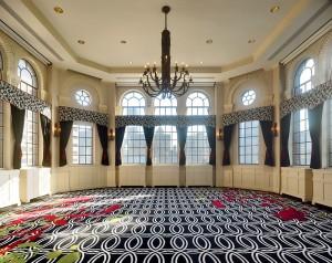 Luxury Hotel Ballroom