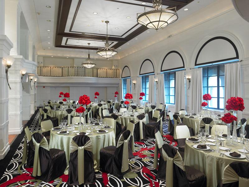 Allerton Hotel Chicago Ballroom