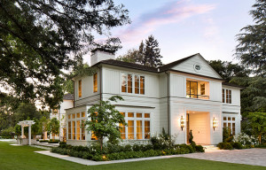 Classic Transitional Style Family Home
