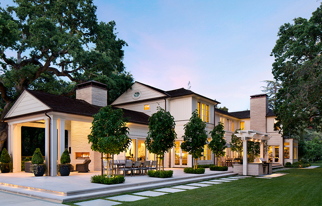 A Serene Californian Luxury Home With Transitional Architecture Idesignarch Interior Design