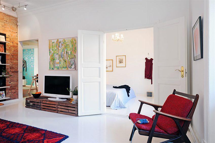 Small Apartment Design