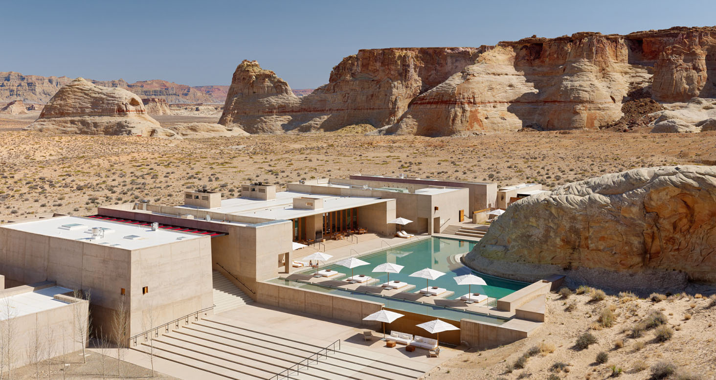 Amangiri Resort U2013 Dramatic Escape In Utah