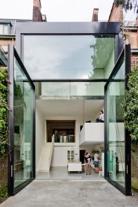 Modern Home Rear Extension