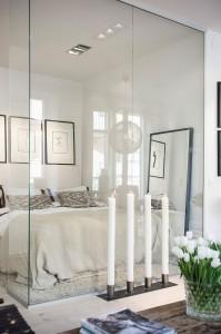 Glass Bedroom