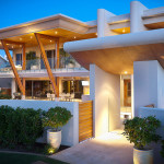 Ultra Modern Home In Perth With Large Roof