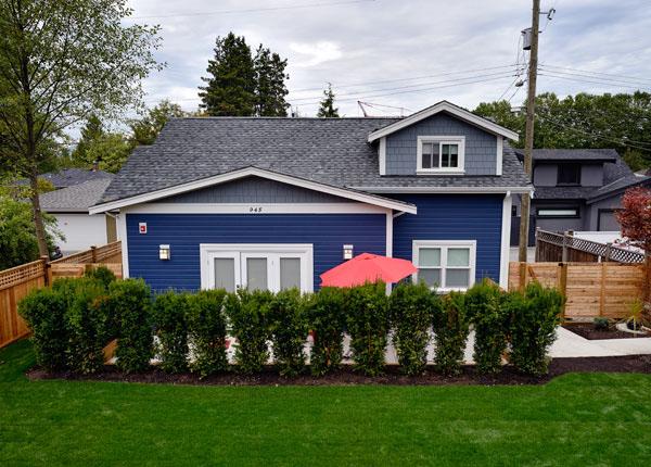 Vancouver Laneway House