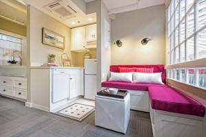 Tiny Studio Loft Apartment