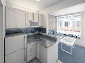 Modern Micro Studio Apartment