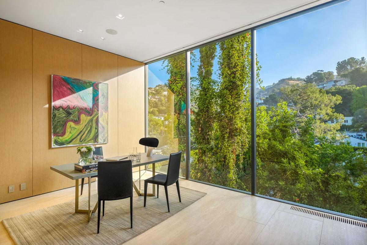 Ariana Grande Hollywood Hills House