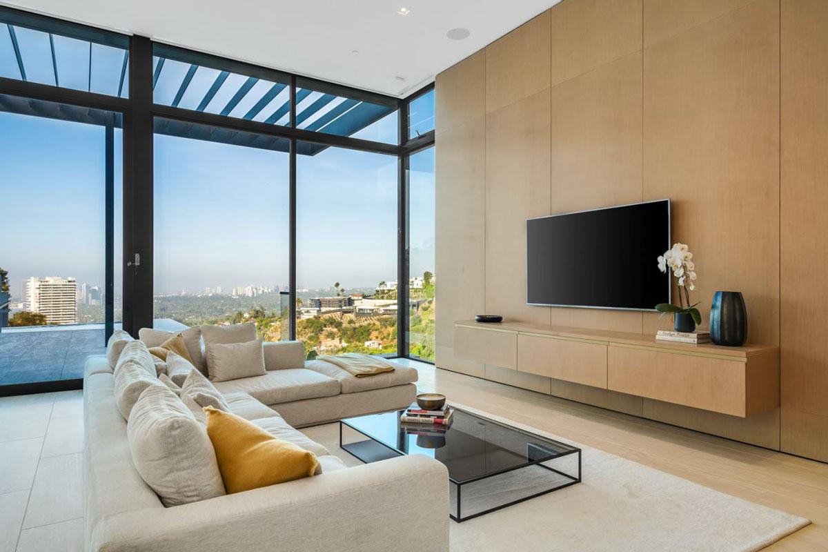 Ariana Grande House Living Room