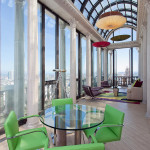 Exquisite Penthouse Atop The Art Deco Hamilton Building In San Francisco