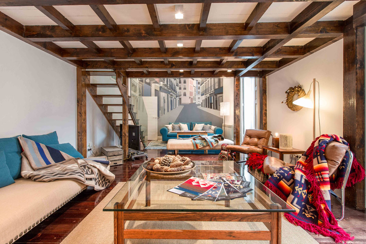Contemporary Loft Apartment