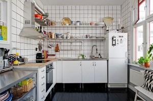 Small Apartment Kitchen