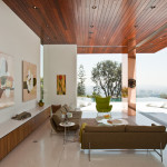 Modernist House In Hollywood Hills