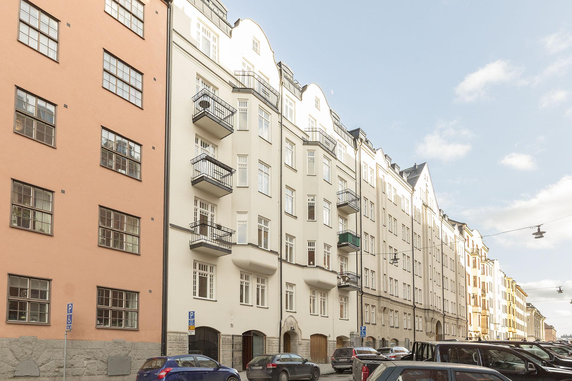 Vasastan Stockholm Apartment