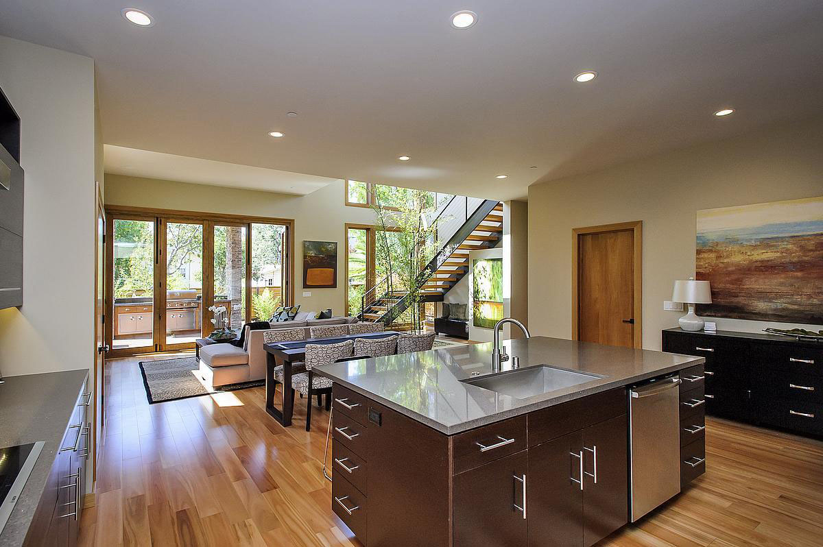 luxury prefabricated modern home