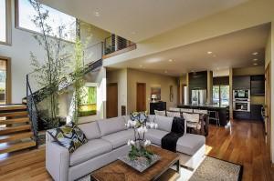 Prefab Modern Interior Design