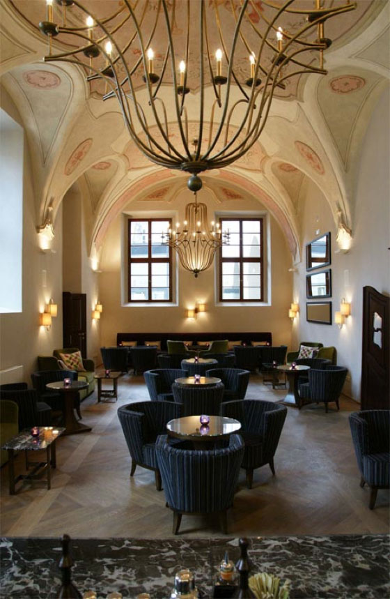 The Augustine Prague Contemporary Hotel In 13th Century