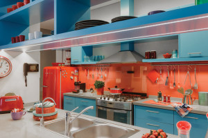 Midcentury Modern Kitchen Design