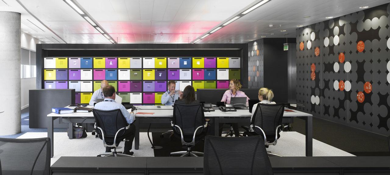 Bbc North Creative Interior Spaces Idesignarch