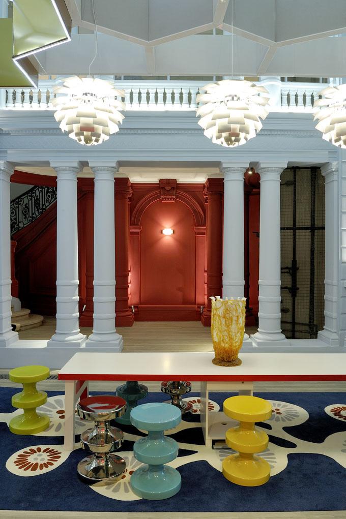 Small Business Banking >> BNP Paribas Bank Paris – A New Banking Concept   iDesignArch   Interior Design, Architecture ...
